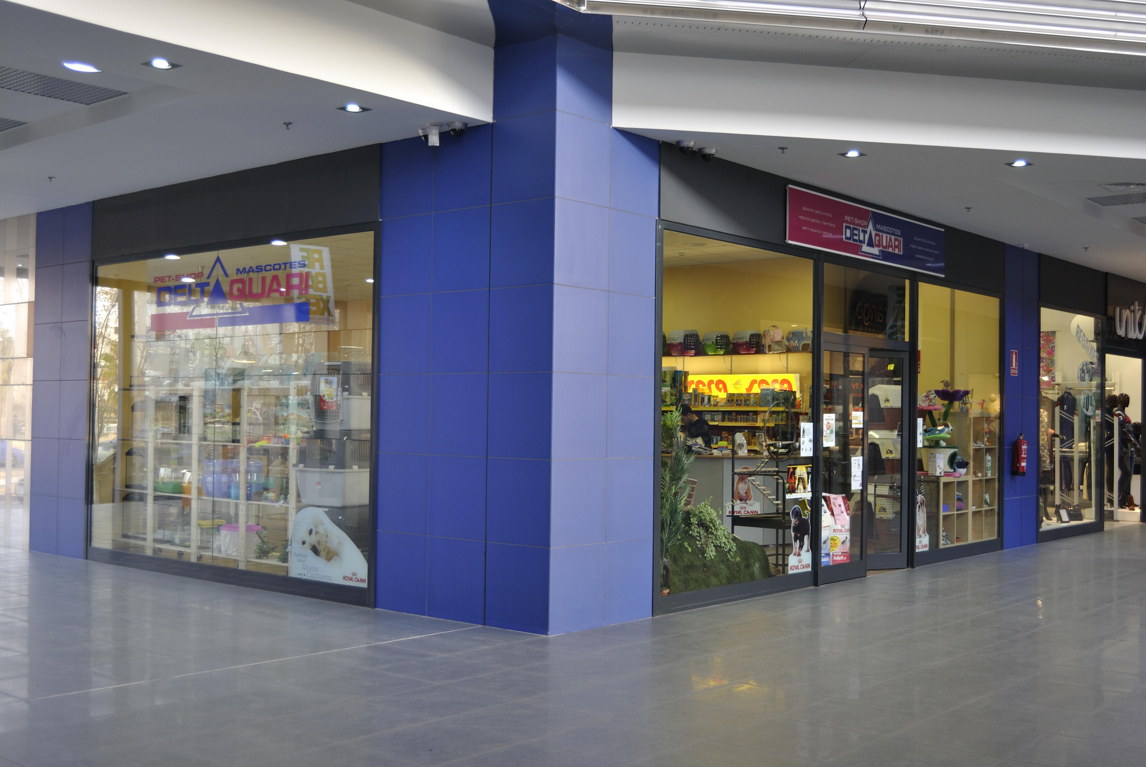 Contacto deltaquari - Galeria comercial ...
